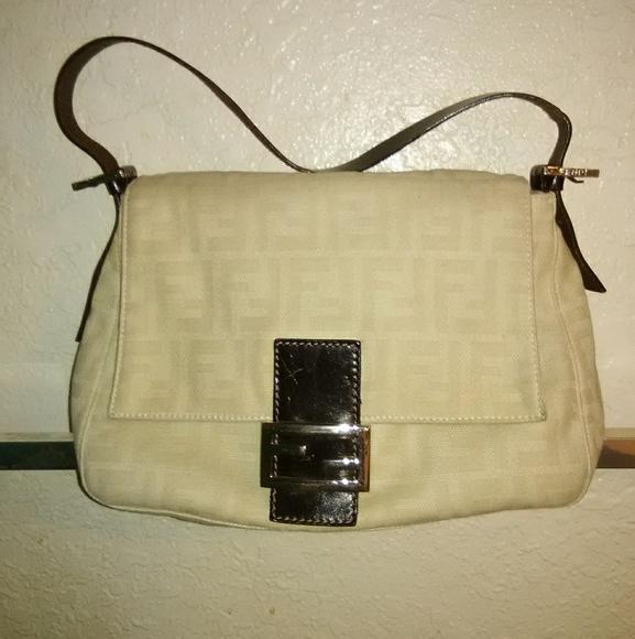 f263f7f7fa Fendi Handbags - Authentic Fendi Bag